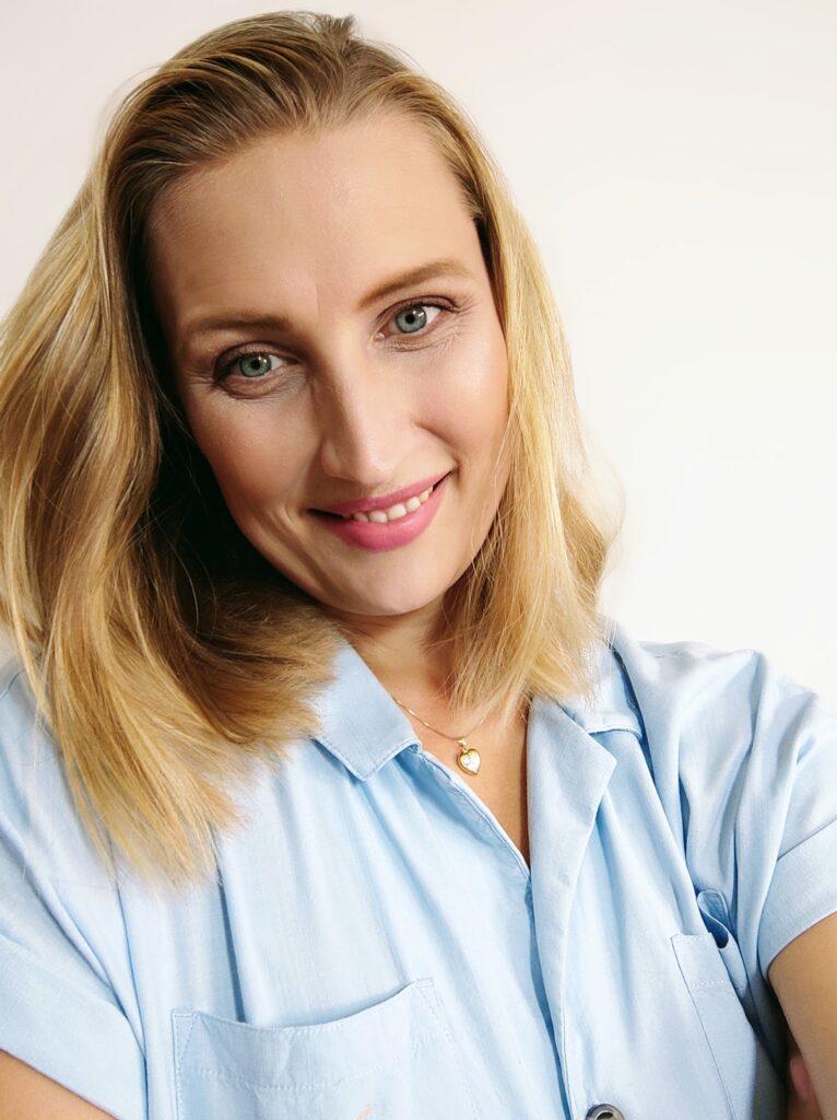 Kateřina Polreichová - vizuální mentorka